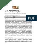 Inteligencia Artificial PNL