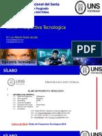 Prospectiva Tecnológica UNS