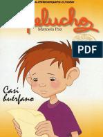 Papelucho Casi Huerfano-marcelapaz