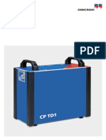 Manual CP TD1