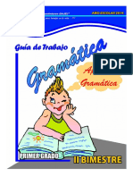 GRAMATICA 5TO