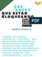 Andre Sampaio 10 Crencas Limitantes Coaches