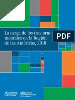 OPS Transtornos Mentales en Las Américas_spa