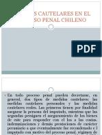 Medidas Cautelares en El Proceso Penal Chileno