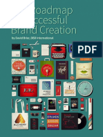 The Roadmap to Successful Brand Creation by David Brier 2017