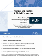 66 Gender and Health a Global Perspective FINAL