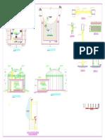 14.1 Caseta de Valvulas Para Reservorios 70m3 - Arquitectura-AR-01