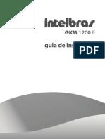 Guia_de_instalação_GKM 1200 E - Roteador ADSL 2+_Português