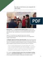04-03-2019 - SEC apoya a niños del sur de Sonora con campaña Ver Bien para Aprender Mejor - Tribuna.com.mx