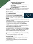 2010 Ghsa Study Guide Answer Key
