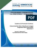 Quechua Intermedio 4r
