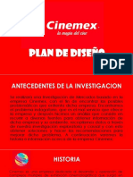 Cinemex Investigacion de Mercados