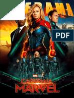 Capitana Marvel - Revista Cinerama