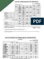 Precios Petro Peru 07-12-18