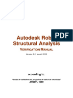 Robot Verification Manual AFNOR Eng 5 2