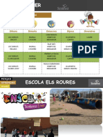 Gener - Recull Fotos Activitats Els Roures