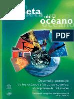 Un Planeta, Un Océano – Desarrollo Sostenible de Los Océanos y Las Zonas Costeras