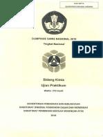 Soal Praktikum OSN 2018 Kimia Di Padang-low
