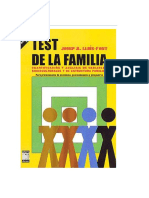 Manual Test Familia