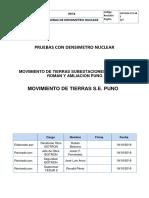 8) Isotron-pr-006 Pruebas de Densimetro Nuclear