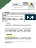 Protocolo de Lavado de Manos Institucional HSJG 2019
