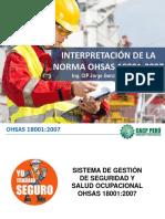 Interpretacion de La Norma OHSAS 18001 2007 1