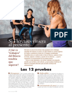 Personal Trainer Medical History