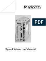 Sigma II Indexer User's Manual