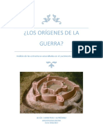 Estructuras Defensivas en Los Millares