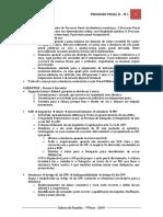 Processo Penal UNC