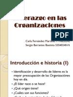 La Iniciativa en Las Organizaciones.grado. Aula 13