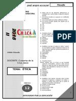 PRACTICA de ETICA - Lunes 12 de Noviembre