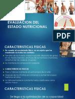 Clase 6. Evaluacion Nutricional 20181