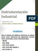 Diseño Planos Gabinetes Electricos
