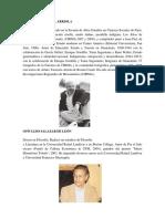 15 autores guatemaltecos