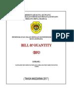 TENDER SEP 2017 KOTA KUPANG - BOQ-HRS  K.Lima-Kota Lama-Kota Raja 2017_2.pdf