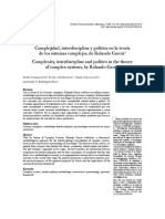 Complejidad e Interdisciplina