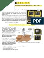 Telurometro de Medidicion de Torres Electricas Aemc