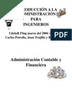M11 ORG Contabilidad y finanzas 2006 v14.ppt