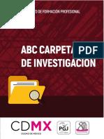 ABC CARPETA DE INVESTIGACION
