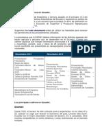 Los principales cultivos en Ecuador.docx