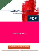 Violencia en El Peru