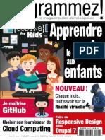 Programmez N°202 - Apprendre le code aux enfants.pdf