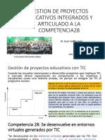 Gestion de Proyectos Educativos Integrados y Articulado A