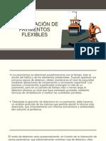 Conservación de Pavimentos Flexibles
