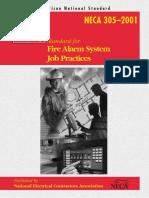 NECA 305_2001_Standard for Fire Alarm System Job Practice.pdf