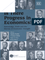 Stephan Boehm, Christian Gehrke, Heinz D. Kurz, Richard Sturn - Is There Progress in Economics__ Knowledge, Truth and the History of Economic Thought (2002, Edward Elgar Publishing).pdf