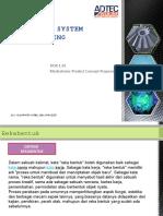 1.01 Mechatronic Product Concept Proposal