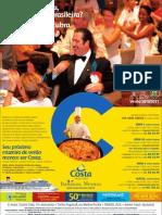 Costa Cruzeiros 2010