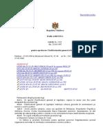 Lege 1997 Clasificator Legislatie